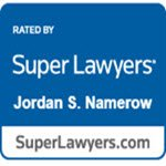 Jordan Namerow Phila Super Lawyer